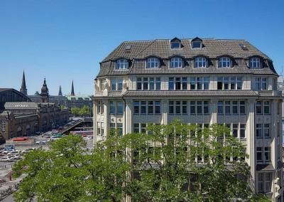 HotelReichshofHamburgAussenansicht