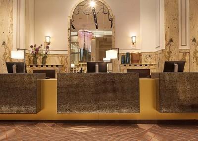 HotelReichshofHamburgRezeption