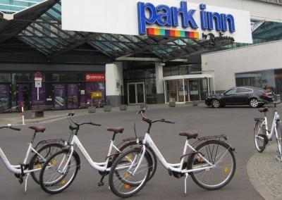 ParkInnbyRadissonBerlinAlexanderplatzFahrradverleih