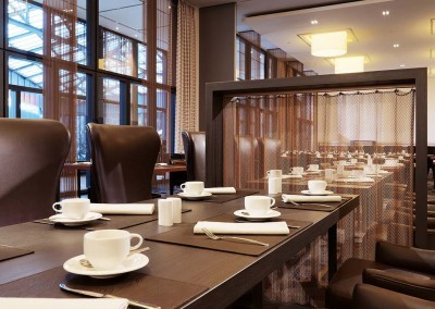 Sheraton Berlin Grand Hotel Esplanade Restaurant Elements 3