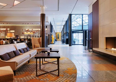 Sheraton Berlin Grand Hotel Esplanade Restaurant Lobby 2
