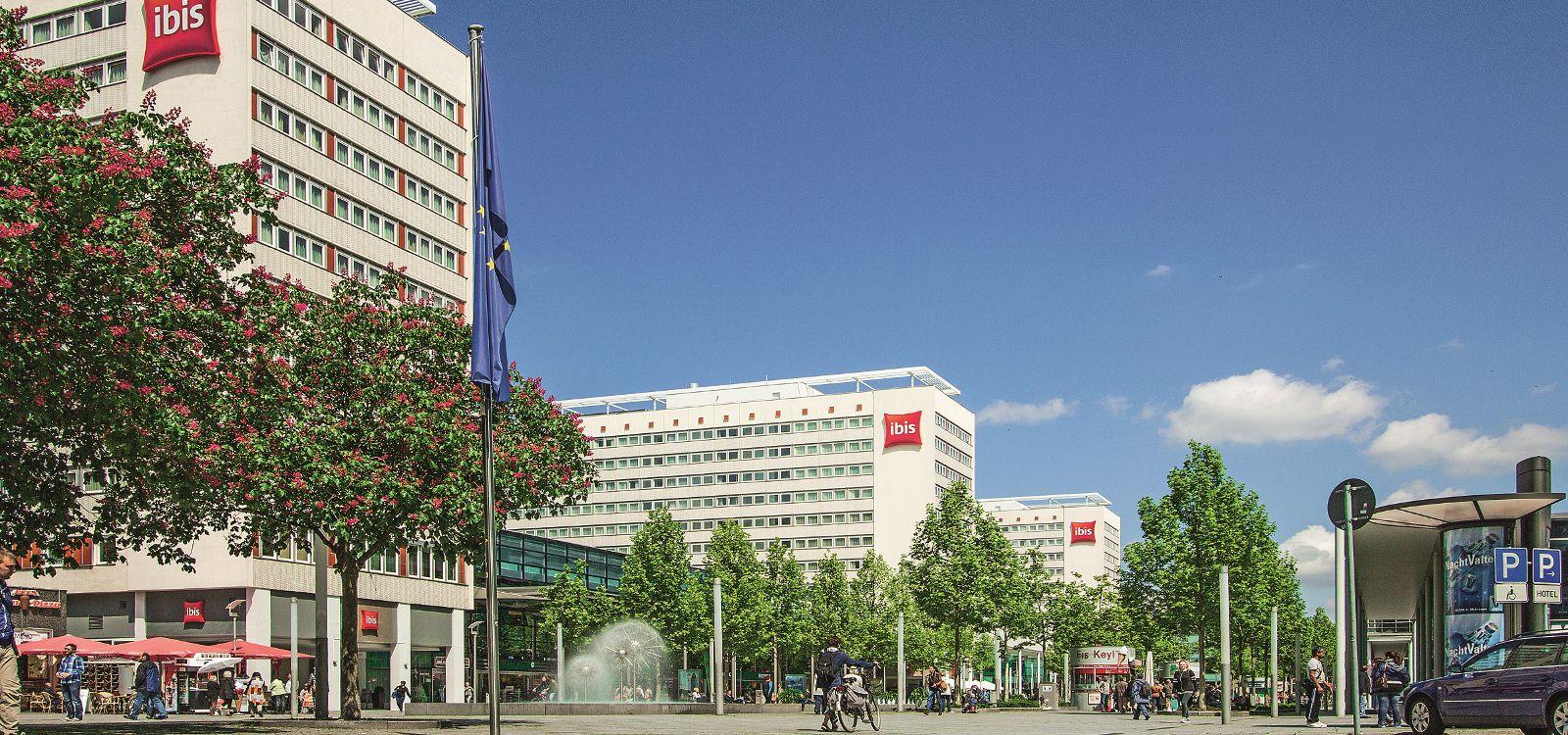 L Hotel Dresden Altstadt Parken