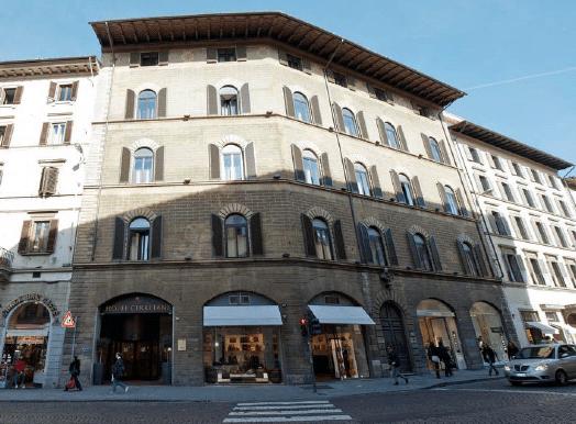 Cerretani Hotel Florence