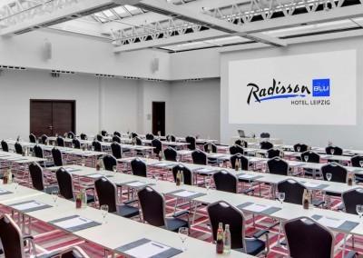 Meeting Room Saturn Radisson Blu Hotel Leipzig 1600x750
