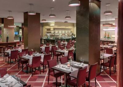 Restaurant Spagos Radisson Blu Hotel Leipzig 1600x750