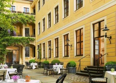 The Westin Bellevue Dresden historischer Innenhof_1600x750