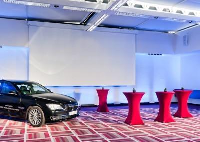 Veranstaltungsraum Auto Radisson Blu Hotel Leipzig 1600x750