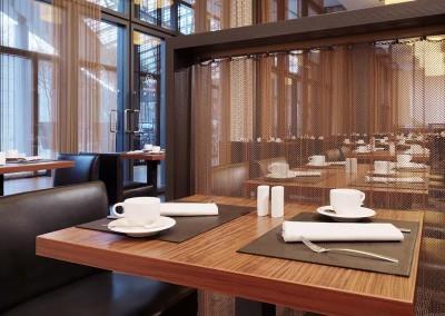 Sheraton Berlin Grand Hotel Esplanade Restaruant Elements 2