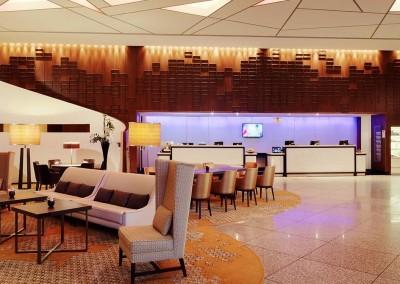 Sheraton Berlin Grand Hotel Esplanade Restaurant Lobby 1