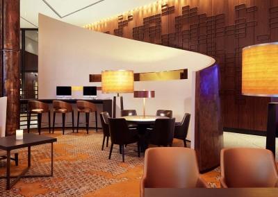 Sheraton Berlin Grand Hotel Esplanade Restaurant Lobby 3